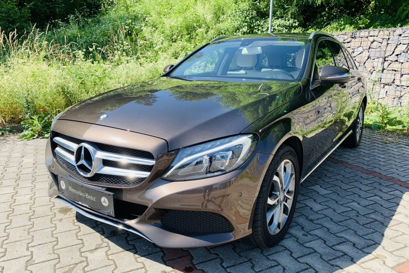 Mercedes C trieda T C250 4-matic BLUETEC
