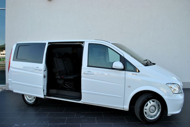 Mercedes Vito 113 D Long