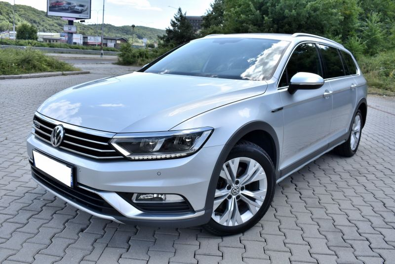Volkswagen Passat Alltrack 2.0 TDI 190k 4-MOTION DSG BUSINESS LED