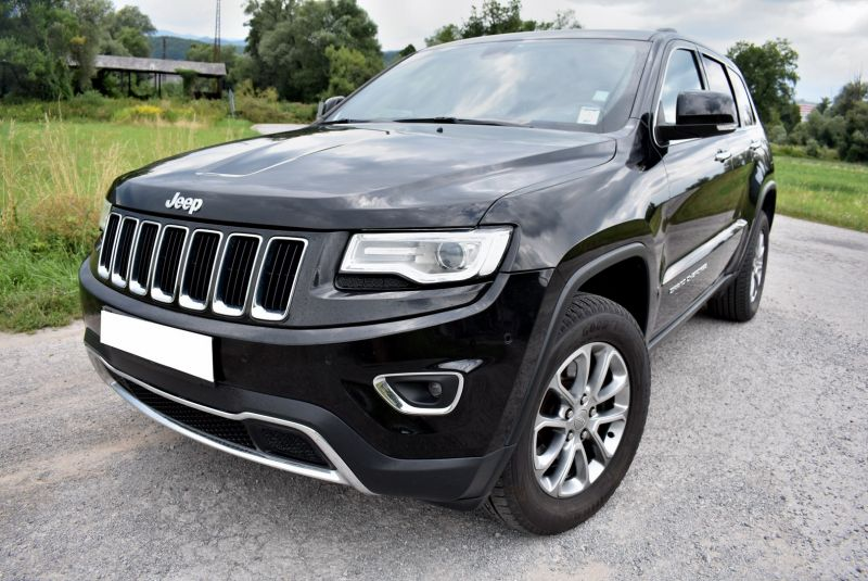 Jeep GRAND CHEROKEE 3.0 CRDI LIMITED FULL