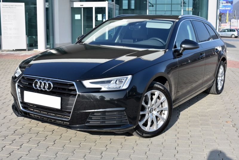 Audi A4 Avant 3.0 TDI QUATTRO MATRIX FULL LED