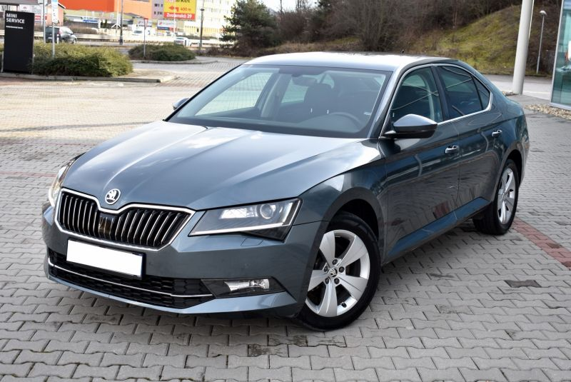 Škoda Superb 1.6 TDI DSG STYLE  NEW FACELIFT