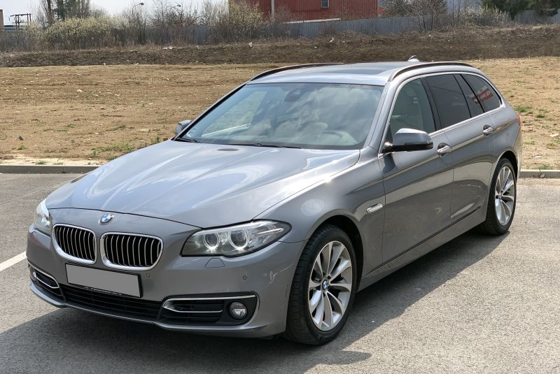 BMW rad 5 Touring 520D XDRIVE 190K
