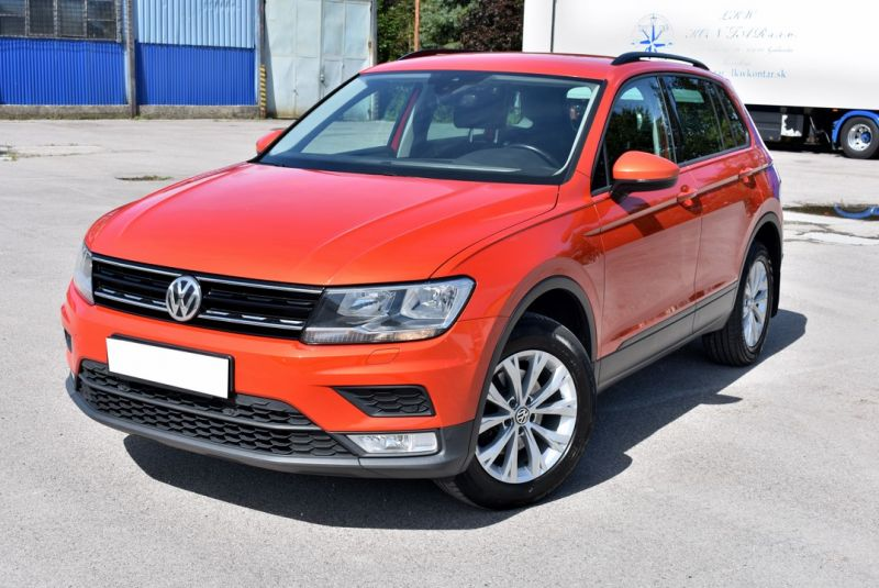 Volkswagen Tiguan 2.0 TDI DSG 4-MOTION EXECUTIVE